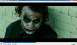 Interface do VLC Media Player