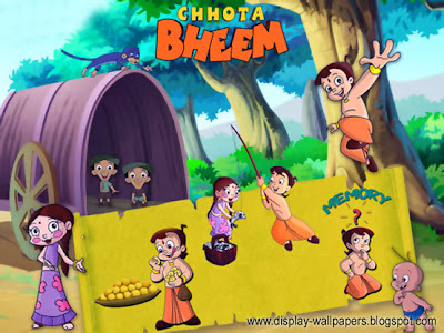 Cartoon Network Chota Bheem Image