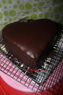 Aneka cake coklat