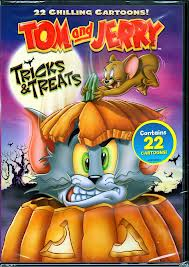Tom and Jerry Trick and Treats (2012)DvDRip