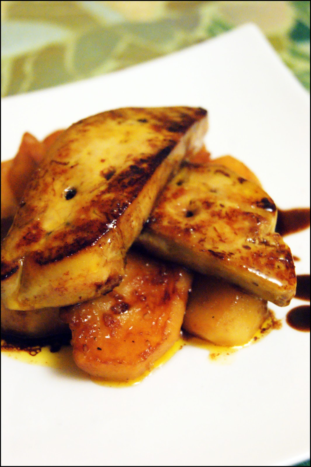 Maigrir avec la m thode montignac phase 1 menu bas ig for Entree avec du foie gras froid