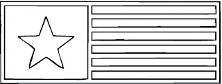 flag coloring pages, free coloring pages
