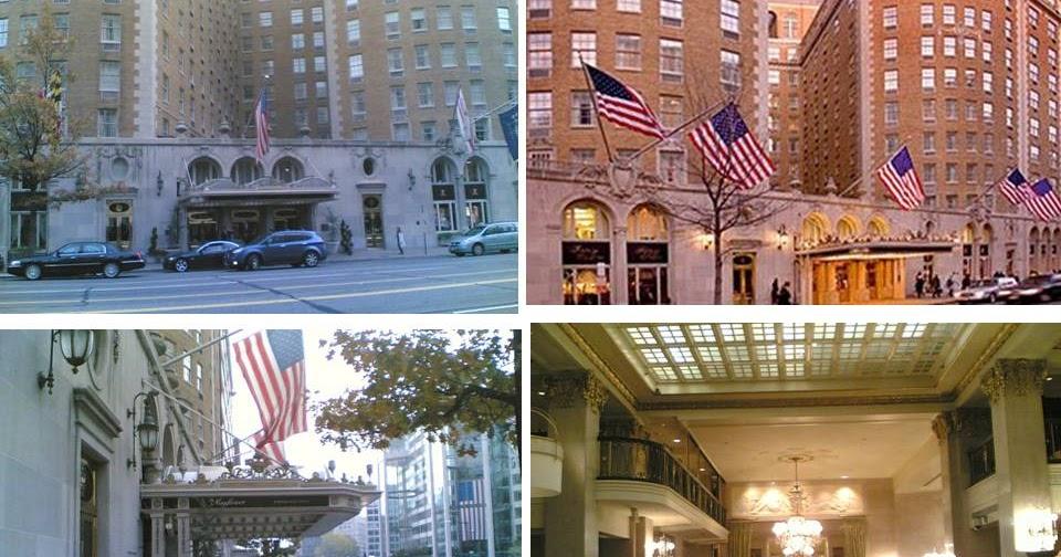 travel and tourism mayflower renaissance hotel washington dc. Black Bedroom Furniture Sets. Home Design Ideas