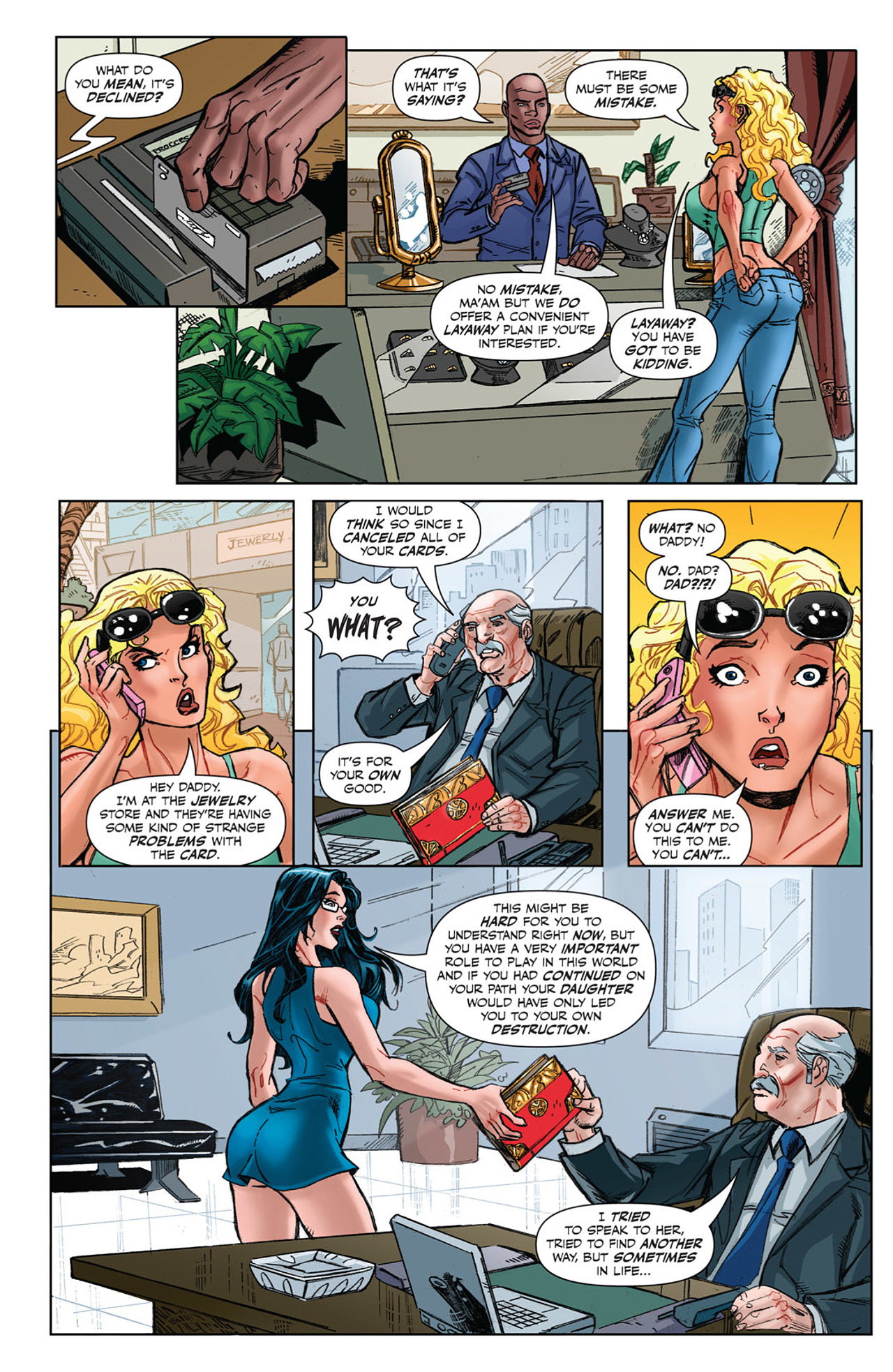 Grimm Fairy Tales (2005) Issue #40 #43 - English 18