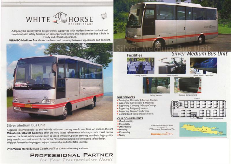 Whitehorse Car Rental Jakarta