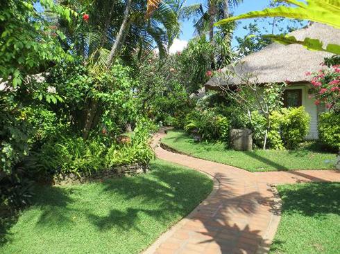 Poppies Bali Hotel Garden