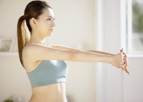 bài tập cơ bụng cho nữ