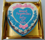 Hantaran Coklat Kotak Love