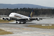 9VSKS / Airbus A380841 / Singapore Airlines (singapore airlines airbus sks net)