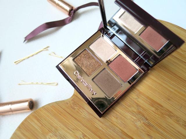 Charlotte Tilbury Makeup Beauty Dolce Vita Eye Shadow Palette