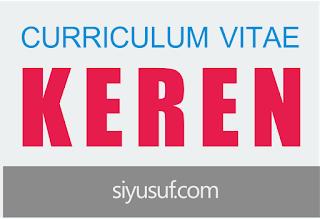 Curriculum Vitae Keren