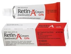 Retin A Cream(tretinoin)