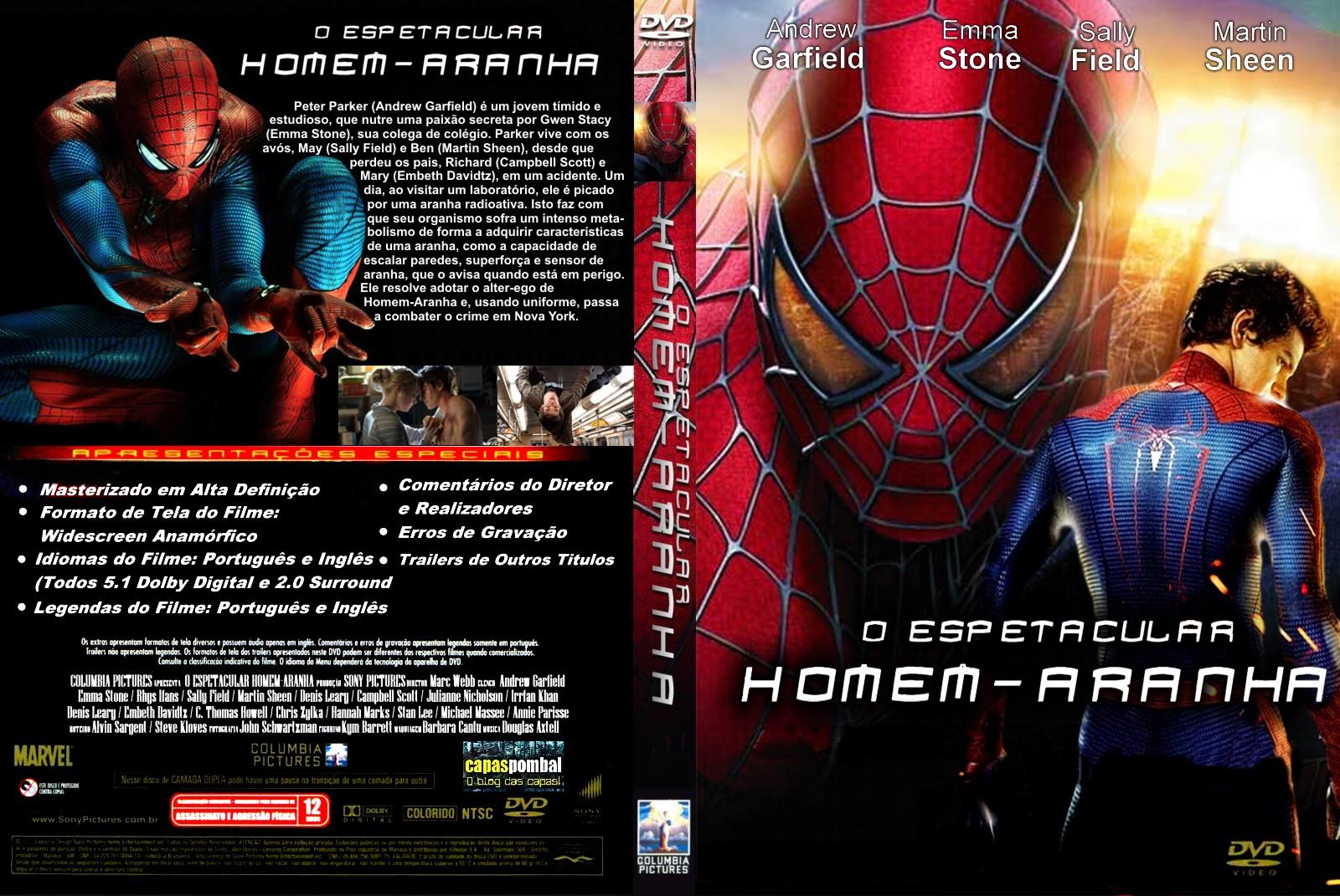 O Espetacular Homem-Aranha R5 XviD Dual Audio O Espetacular Homem Aranha1