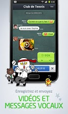 Line Appel & message For Android