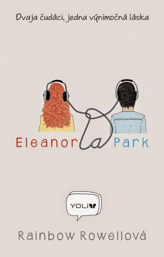 RECENZIA: Eleanor a Park Rowellová Rainbow
