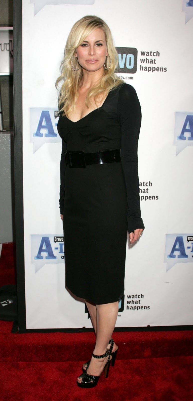Niki Taylor Photos in Black Top