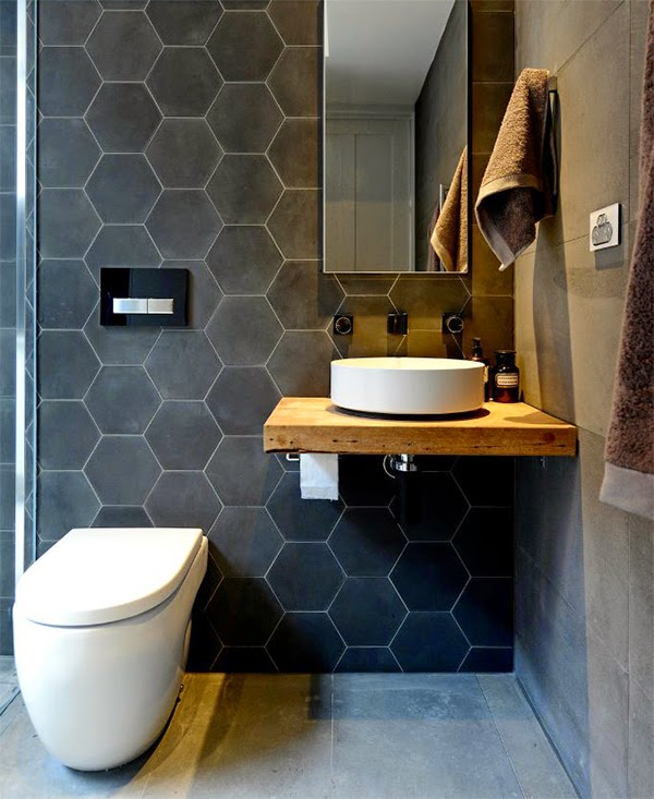 The Best of Bathroom Features