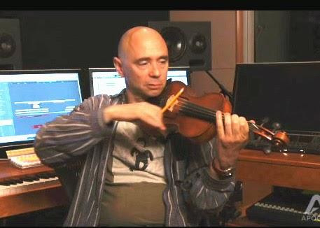 Composer Michael Levine image