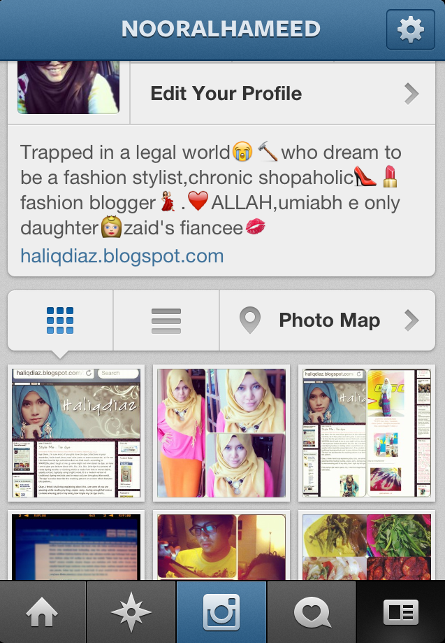 Follow our instagram (noor_alhameed)