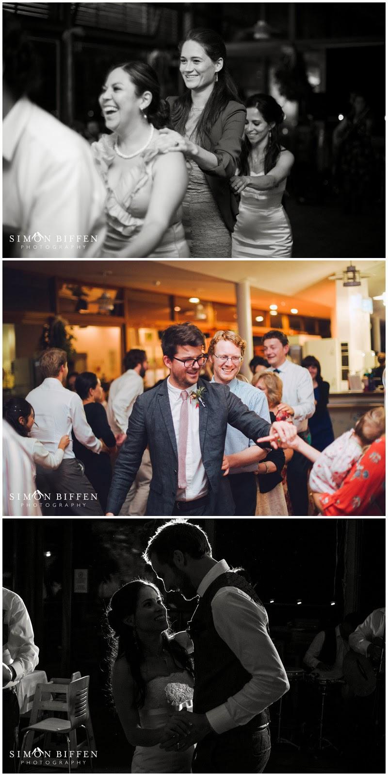 Wedding dancing at Sir Harold Hillier Gardens