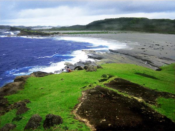 Stunning Rock Formations of Biri Island, Northern Samar