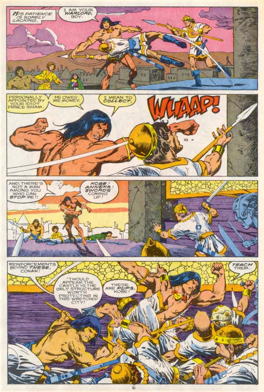Conan the Barbarian (1970) Issue #209 #221 - English 6
