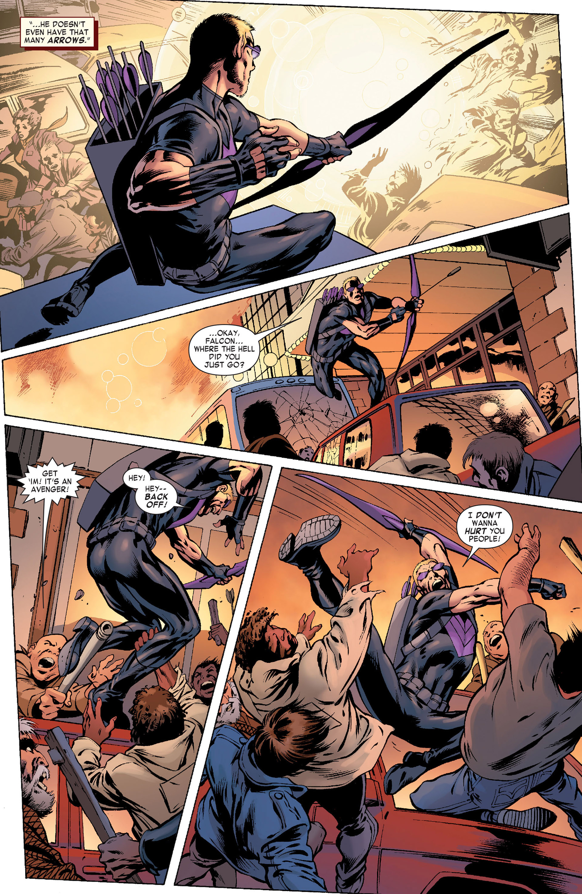 Captain America (2011) Issue #10 #10 - English 9