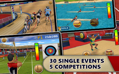 Download Athletics Summer Sports Full APK