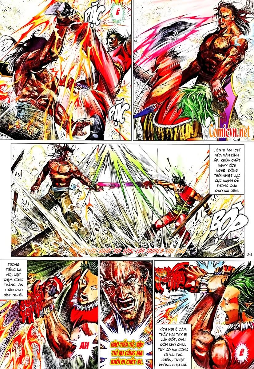Phong Vân chap 641 Trang 26 - Mangak.info