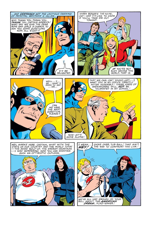 Captain America (1968) Issue #267 #182 - English 3