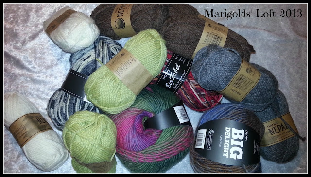 yarn drops