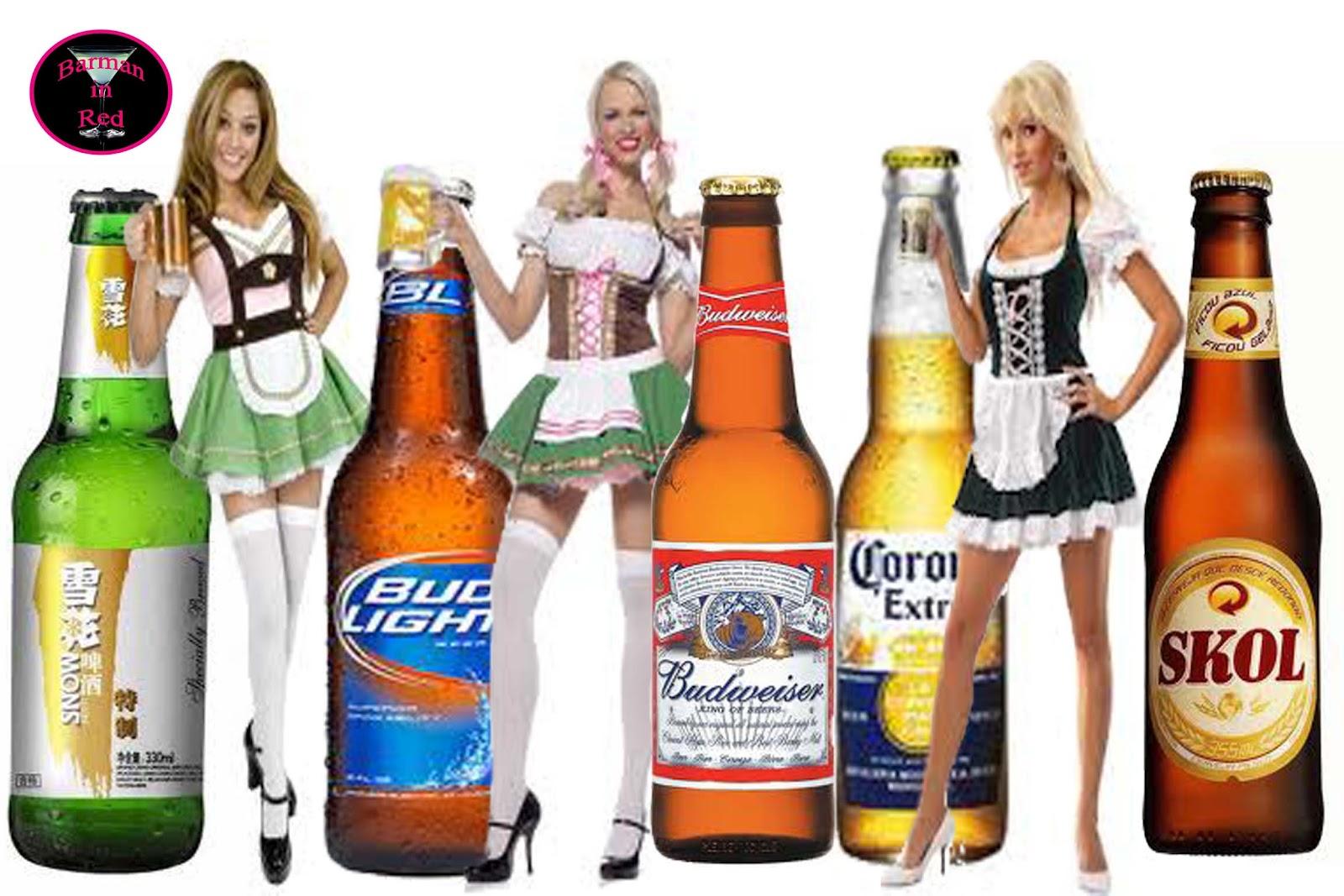 de barriles de la bebida más popular del planeta, la cerveza