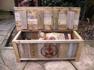 Wood Outdoor Bench