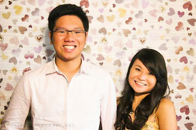 Trixie Gonzales and his brother