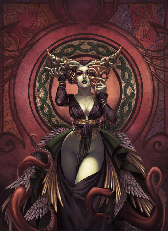 Female Demons In Mythology Beautiful But Deadly Mythical Creatures
