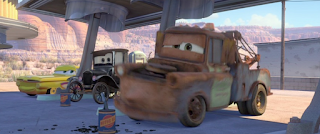 cars mater screenshot with can