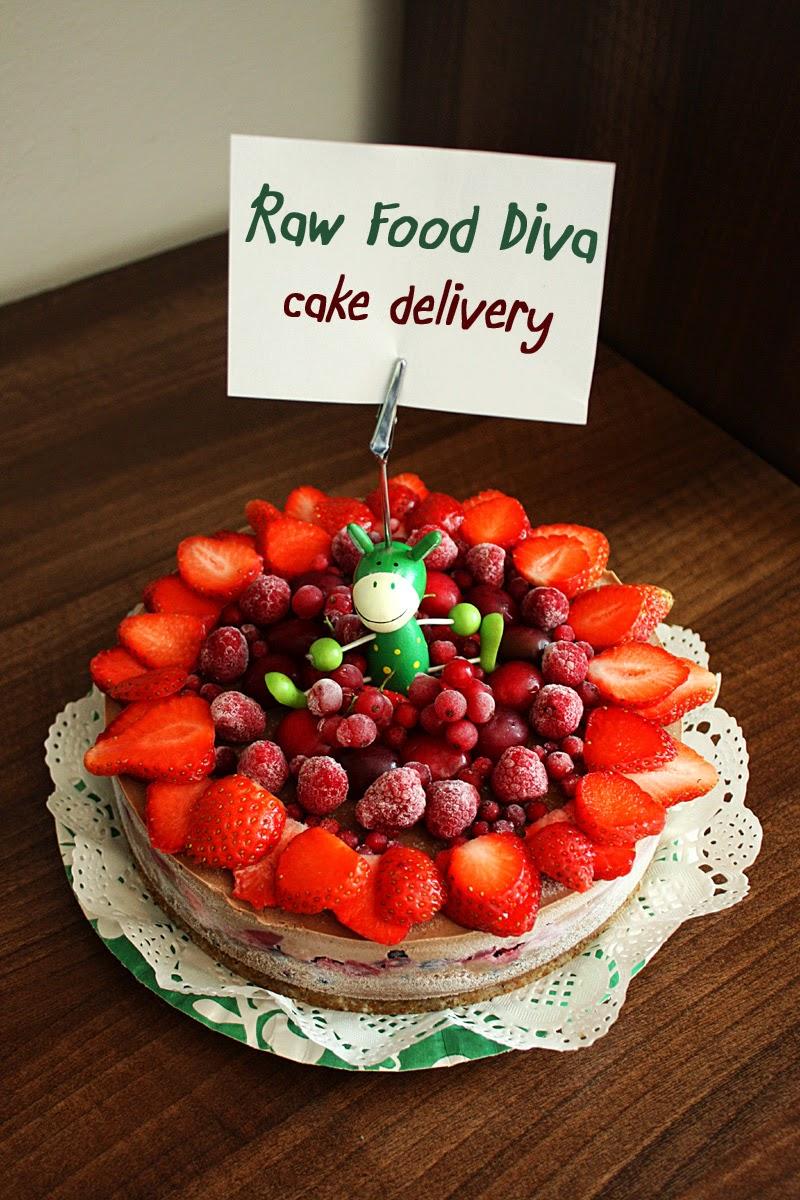 Comenzi dulciuri raw vegan in Brasov