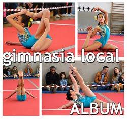 Campeonato Local de Gimnasia Artística: FOTOS