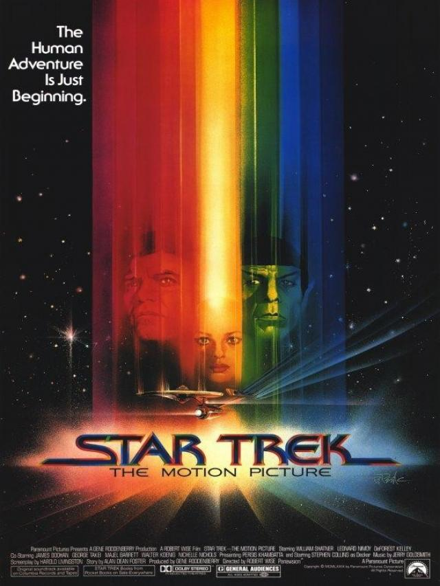 Star Trek, la película (Star Trek: The Motion Picture) Viaje a las estrellas