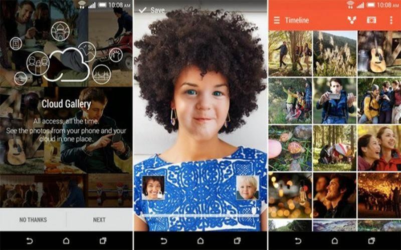 Aplikasi Galeri HTC Telah Update