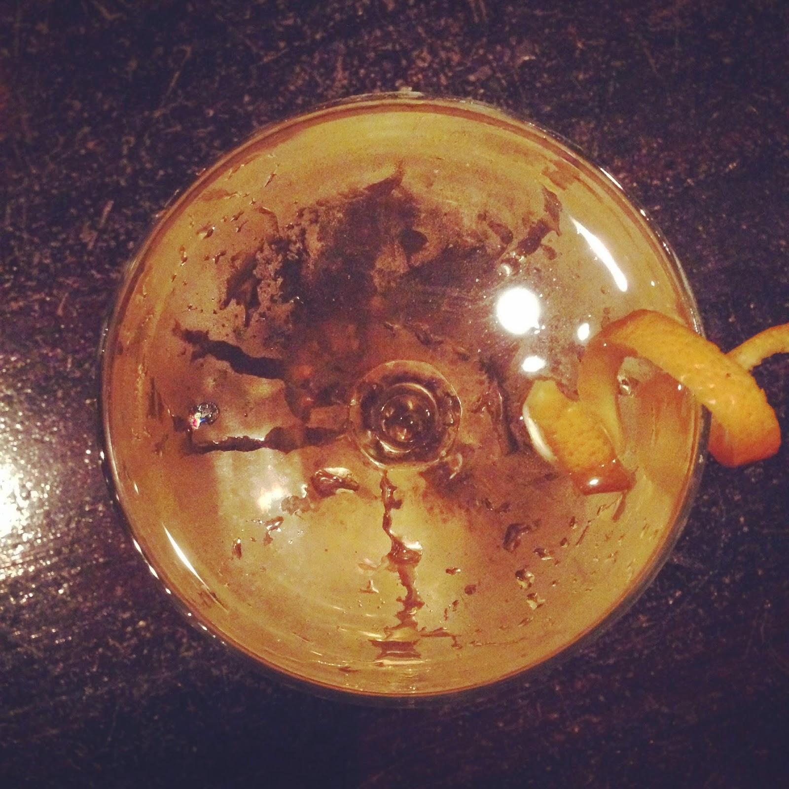 Hummingbird Walks into a Whiskey Bar