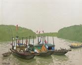 Triển lãm Mỹ thuật KV Đồng bằng Sông Hồng - Hải Phòng 2016