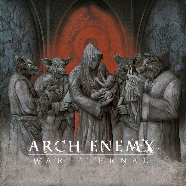 Arch Enemy - War Eternal CD 2014