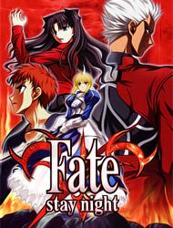 Fate Stay Night 1
