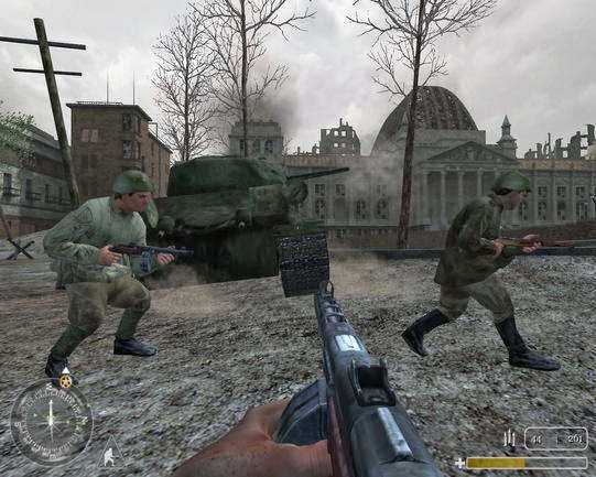 Download Call Of Duty 1 For PC Full Version