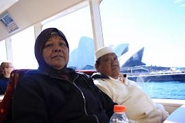 Haji Salleh & Hajah Fatimah