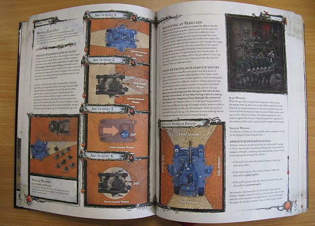 Rules From The Rulebook Are Here: Hull Pts, Focus Fire, Assaults, No Psychic Phase and More