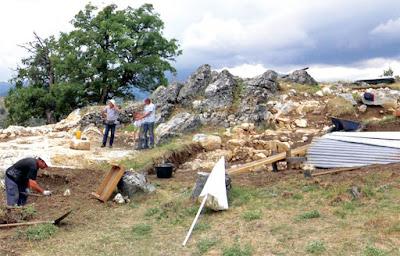 Αρχαία πόλη - μυστήριο στην Πίνδο