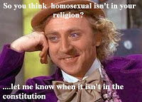 Willy Wonka meme, so you think, homosexual, gay