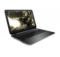 Buy HP Pavilion 15-p210TX Notebook at  Rs. 6000 Cashback at Rs.57490